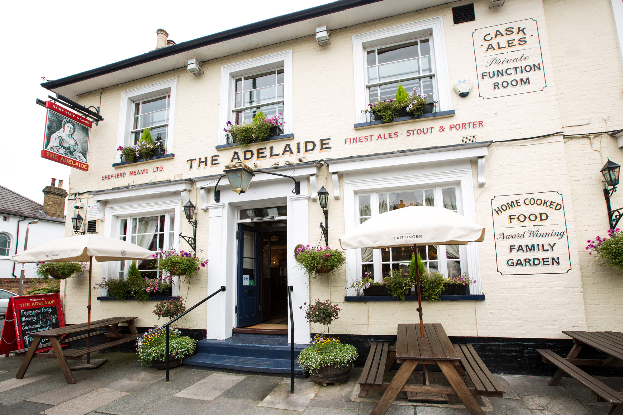 The Adelaide Teddington