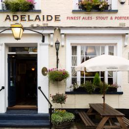The Adelaide Teddington Entrance